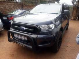 2016 Ford Ranger 2.2 6 Speed Club Cab with Canopy