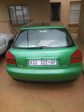 Im selling my Audi A3, needs some tachups, engen is 100%