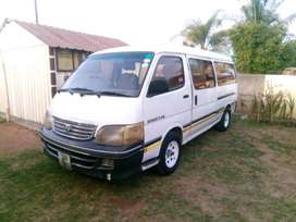 C.A.M. INYATHI the car is in excellent condition 2.2l