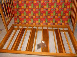 Łóżeczko dla dziecka + materacyk