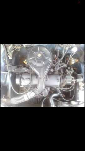 Toyota tazz 1.3 2e engine