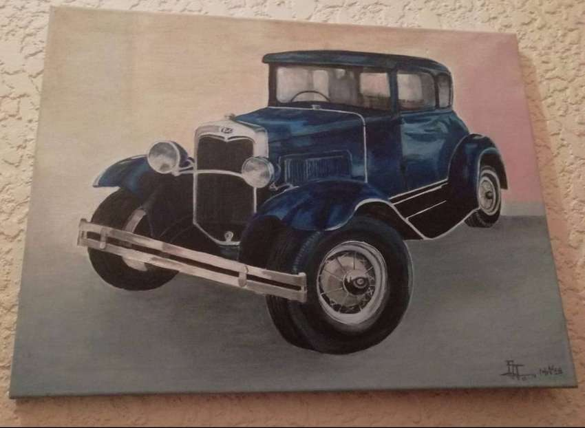 Car Painting for sale in great condition 0