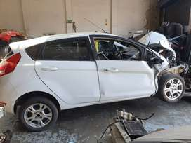 2015 ford fiesta stripping for spares by K & M Motor Spares.