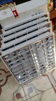 Продам встраивамые растровые светильники 600×600 б/у