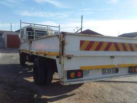 Truck and bukkie for hire