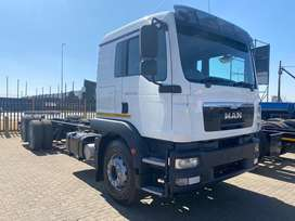 MAN 25 280 chassis cab Excl. VAT