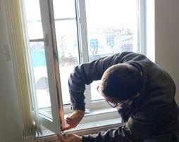 Ремонт, регулировка и обслуживание окон и дверей Мариуполь