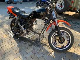 Honda CB 750  Frame with complete motor for spares