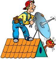 Установка і ремонт спутникових антен