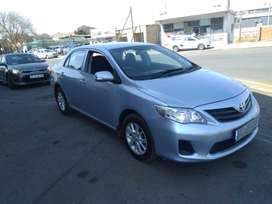 2012  Toyota Corolla     Professional 1.6 In A Very Good Condition