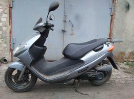Скутер Suzuki Address V 50 см3, кузов 110 Сузуки Адресс Мопед Мотоцикл