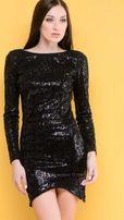 мини платье в пайетках love republic на корпоратив на новый год