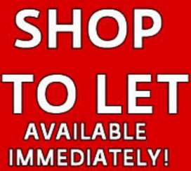 SHOPS TO LET - OVERPORT, BRICKFIELD ROAD