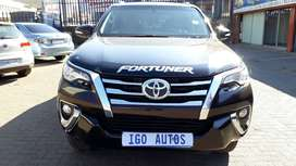 2016 Toyota Fortuner 2.4GD6 74000km R335000