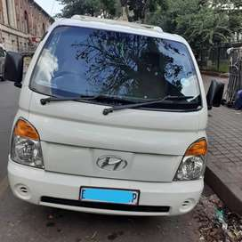 Hyundai pick up bukkie
