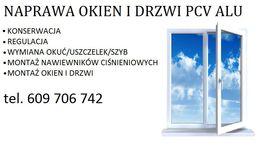 Naprawa Okien PCV-ALU