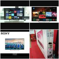 Original Sony 50 inch smart Android, 3D, Blue tooth, 4k HD LED TV 0