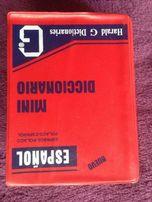 mini słownik hiszpańsko-polski/polsko-hiszpański