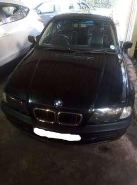 Used BMW e46 black sport pack 2008 model 318i available for sale