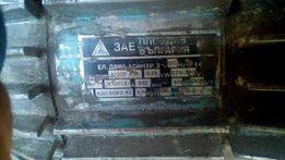 Эл.двигатель перемещения каретки тельфера, тали (Болгария)