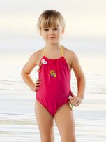 купальник слитный бассейн для девочки 4 5 6 7 лет Solline