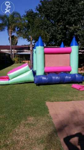 Jumping Castle's and Mobile Cold Room