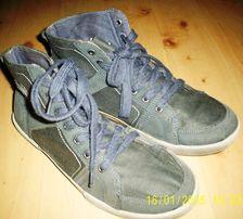 Modne angielskie buty na wiosnę(26cm)