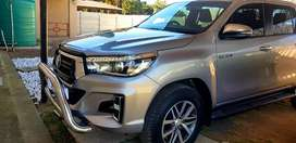 2019 Toyota Hilux 2.8 GD6 Double Cab