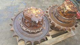 koparka komatsu pc 180-3 silnik jazdy zwolnicy