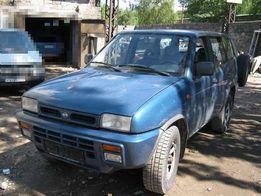 Двигатель (двигун) Nissan Terrano
