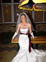 Suknia ślubna syrenka - Maggio Ramatti