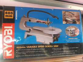 Scroll Saw (405mm variable speed)