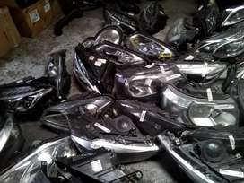 Polo,Hyundai, Mercedes, golf headlight s