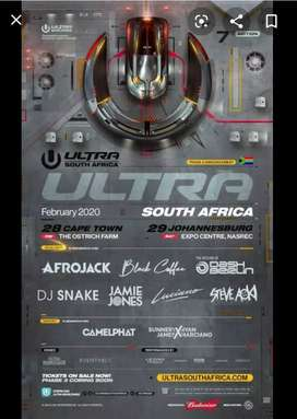 Ultra General access ticket CPt