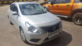 NISSAN ALMERA 1.5 petrol 2016  with service book and spare keys