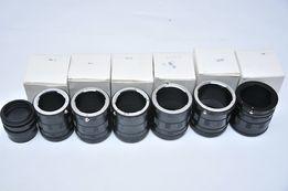 Макрокольца Nikon/Canon/Sony/Nex/Pentax/Micro 4/3/Minolta/м42 макро