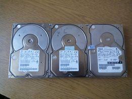 Жесткий диск IBM (SCSI)