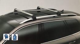 Оригінальні поперечини для рейлінгів на Volkswagen Touareg