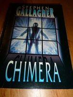 "Ksiażka"" Chimera""Stephen Gallagher"