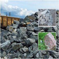 Бутовый камень гранит ( заборы, цоколя, габионны), песок, разные цвета