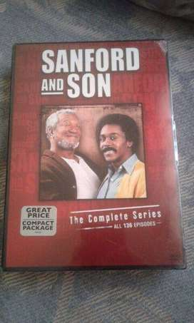 Sanford and Son Complete Series DVD (6 Seasons). New