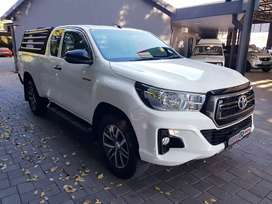 2018 Toyota Hilux 2.4GD-6 Extended Cab