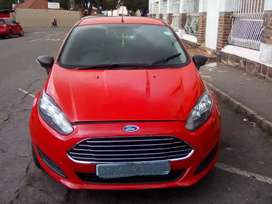 Ford fiesta, model 2016, engine 1.6tdci,mileage78000km