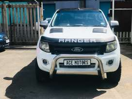 2013 FORD RANGER 3.2 XL SUPERCAB 6 SPEED For sale R184999