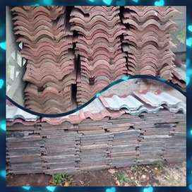 2nd  Roof tiles