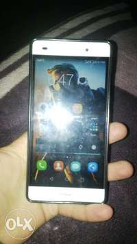 Image of Huawei p8lite swop for samsung phone