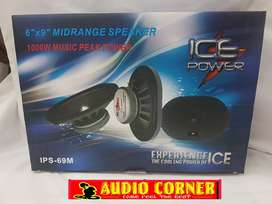 Ice Power 6/9 1000w New Loud and Clear