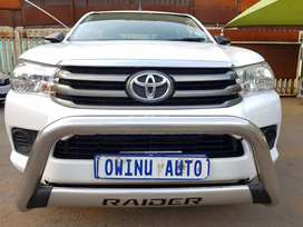 Used 2017 Toyota Hilux 2.4GD-6