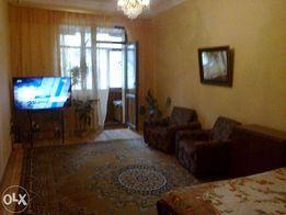 двухкомнатная квартира в центре Запорожья с мебелью