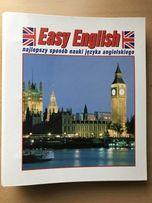 Easy english - segregator z materiałami do nauki angielskiego, kasety